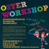 Video, Singasongwriter, Podcast Workshop